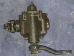 Mercedes Benz W110 W111 W112 Oem Parts - Steering Box - Free Shipping