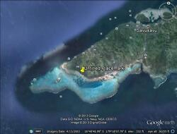 FIJI ISLANDS BEACH FRONT PARADISE NEXT TO COUSTEAU RESORT 100% shares.