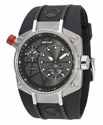 Sector Men's R325195025 42,195 Dual-Time Watch