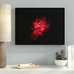 Ebern Designs 'Meditation and Calming (11)' Photographic Print on Canvas
