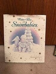 Snowbabies First Edition 1995 Hardcover Book Personal Collection Department 56