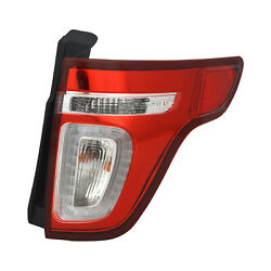New Premium Fit Passenger Side Tail Light Assembly BB5Z13404C NSF