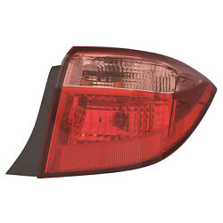 New Premium Fit Passenger Side Outer Tail Light Assembly 8155002B00 NSF