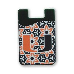 Miami Hurricanes Cell Phone Wallet By Desden