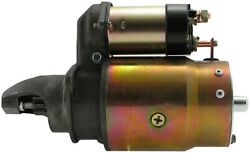 New 12 Volt Usa Built Starter For Massey Ferguson Tractor To20 To30 To35 1109457