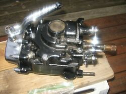 1978 HARLEY SHOVELHEAD 74CI COMPLETE RUNNING MOTOR WITH S&S CARB