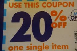 25 Bed Bath And Beyond 20 Off One Item Coupons Expired Valid In-store Only