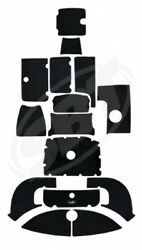 Yamaha Ar 210-sx210-212ss-212s Jet Boat Complete Traction Turf Mat Sbt Blacktip