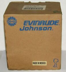 Evinrude Johnson Genuine Parts Boat Oil Injector And Manifold Part No. 5005256