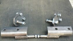 1961-1971 Dodge D300 And W300 Rear Shock Mounts