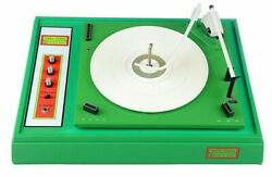 Vm V-m Voice Of Music ® Green Goodie Model 346-1 Record Player - Extremely Rare