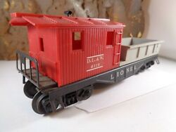 Lionel Work Caboose No D.l.and W. 6119                   5-101-5