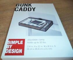 BUNK CADDY by Simple by Design for kids room college dorm for your coffee