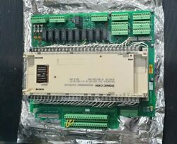 View Engineering 1000-301 Wiring Panel 8100 W/ Omron Sysmac C40h-c60r-de-v1