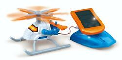 10-in-1 Renewable Energy Kit - Hand Generator Solar And Wind Powered Toys
