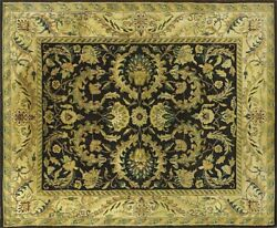 Indian Hand-knotted 8 X 10 Hand Knotted Rug By Indiport