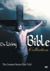 The Living Bible Collection [new Dvd]