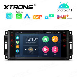 Dsp Android 10 7 Car Stereo Radio Gps Car Auto Play Rca For Jeep Dodge Chrysler