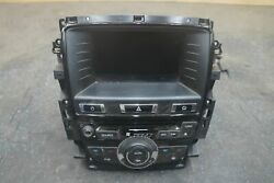 Dash Radio Receiver CD Player Screen Climate Switch C2P18754 Jag