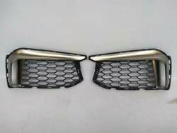 Grille Bumper Left Right Complete BMW 5 G30 G31 M550
