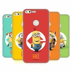 Official Despicable Me Minions Hard Back Case For Google Phones