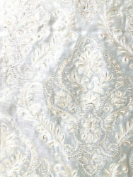 Designers Guild Fabric Royal Collection Alexandrina Voile Frc1005/01 Interiors