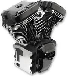S&S Cycle 310-0830 Engine T111 Black Edition 585 Cams Harley 99-06 BT NF 06 Dyna