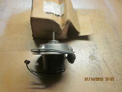 Chrysler Corp Blower Motor Nos Circa 70and039s 80and039s 4131477