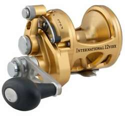 Penn International Gold 30 Visx Overhead Fishing Reel New @ Ottoand039s Tackle World