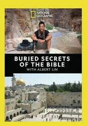 Buried Secrets Of The Bible With Albert Lin [new Dvd] Ac-3/dolby Digital, Dolb