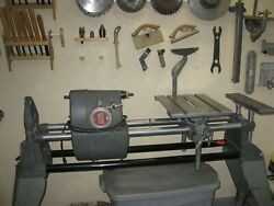Shop Smith Older Model 500 with accessories