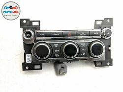 2014-2016 RANGE ROVER L405 CLIMATE AC AIR HEAT VENT CONTROL SWITCH PANEL OEM