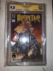 """Detective Comics 1000 """"1980s"""" Variant Cover, Signed By Frank Miller"""