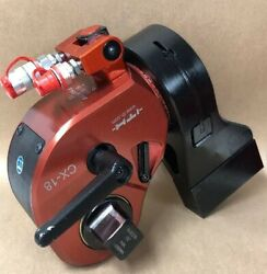Ith Cx-18 Hydraulic Torque Wrench 1-1/2 Drive Bolting Tool Cx-18 10mxt Hytorc