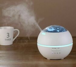 Aroma Diffusers Cool Mist Humidifier For Office Home With Night Light Design New