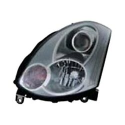 For Infiniti G35 2006-2007 Depo 3251105LASH7 Driver Side Replacement Headlight