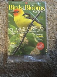 New BIRDS amp; BLOOM extra Beauty In Your Own Backyard Magazine JULY 2018 Unread