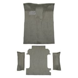 For Isuzu Trooper 86-91 Carpet Essex Replacement Molded Silver Complete Carpet