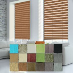 Light Filtering Dual Layer Window Blinds Day And Night Privacy Shade Custom Made