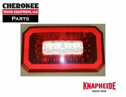 Knapheide 12256491 Led Surface Mount Light With Integrated S/t/t B/u And Strobe