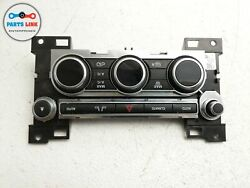 2014-2016 RANGE ROVER SPORT L494 AC AIR VENT CLIMATE CONTROL SWITCH PANEL OEM