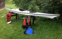 Surge Marine Kayak built by Kerry King  - Surge SK-1