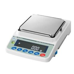 Aandd Gf-6002a Precision Lab Balance Compact Jewelry Scale 6200g X 0.01g New