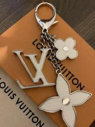 Authentic Louis Vuitton Bag Charm Key Chain Never Used from Japan FS