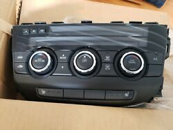 OEM Mazda KD33-61-190F Dashboard Heater Control Panel climate control NOS