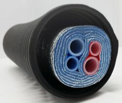 250 Ft Of Commercial Grade Ez Lay 5 Wrap Insulated 21 2 3/4 Ob Pex Tubing