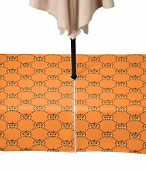 East Urban Home Scary Jack O Lanterns Water Repellent Tablecloth