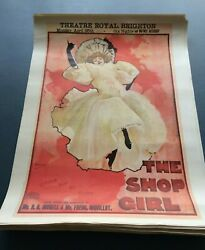 8 Theater Collection New York Public Library Lincoln Center Reproduction Posters