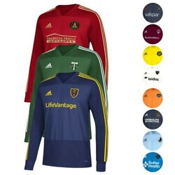 Mls Adidas Menand039s Climacool Long Sleeve Team Color Training Jersey Collection