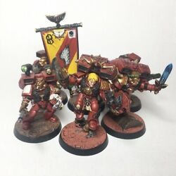 Pro Painted 3000 Point Blood Angels Army And Kaiser4 Kr Multicase